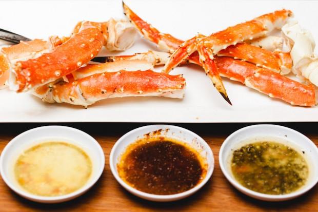 ep91 - king crab legs