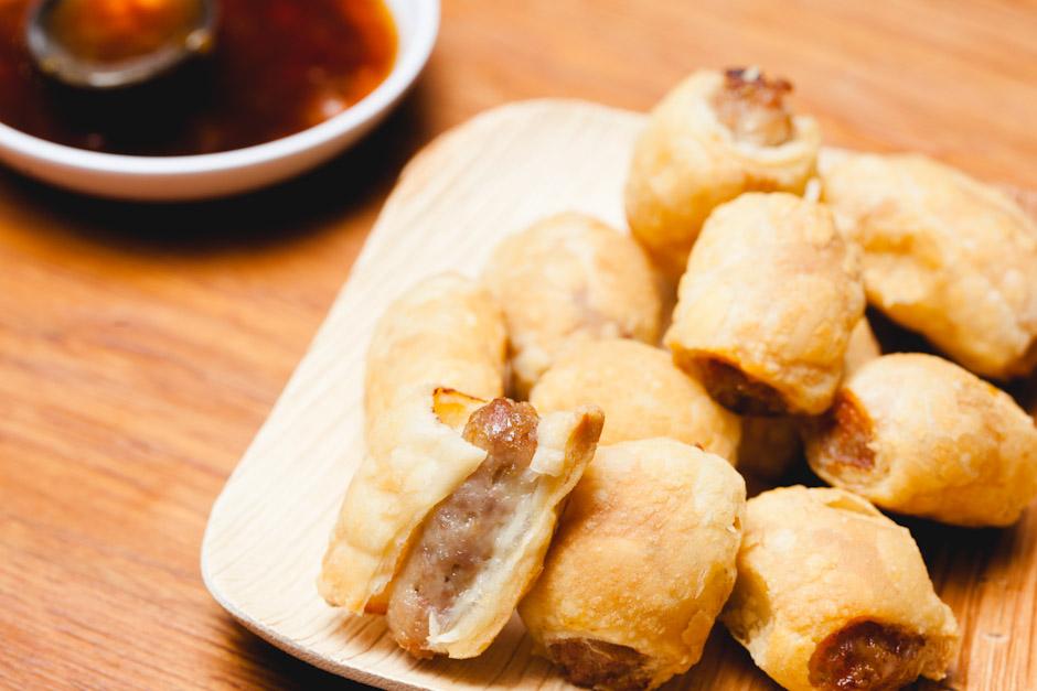 ep103 - baby british sausage rolls