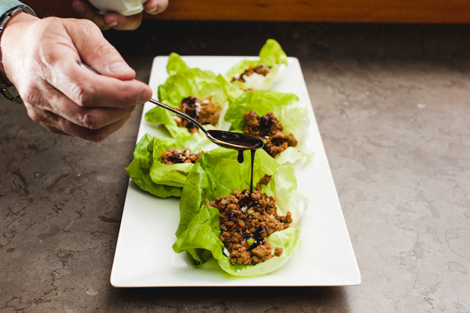 ep118 - hoisin turkey lettuce cups