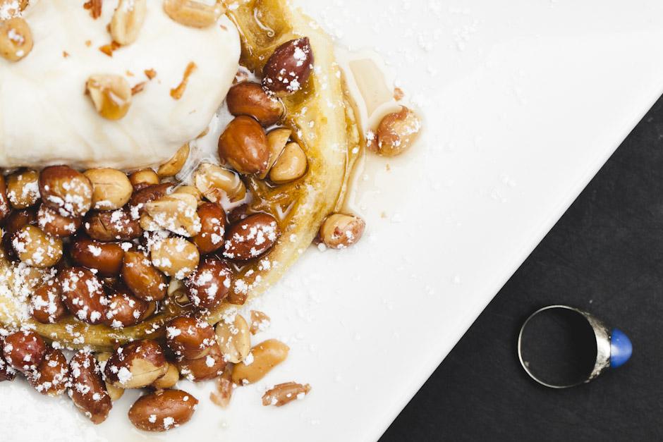 world's best dessert waffle