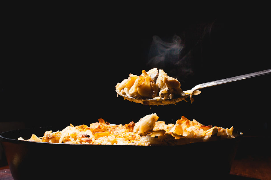 Tuna Casserole Recipe - The Sam Livecast