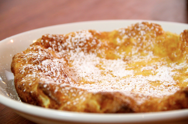 German Pancake - the sam livecast