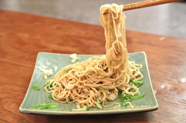 longevity noodles - the sam livecast