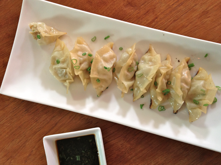 Shrimp Pork Dumplings (Ebi To Butaniku No Gyoza) Recipes — Dishmaps