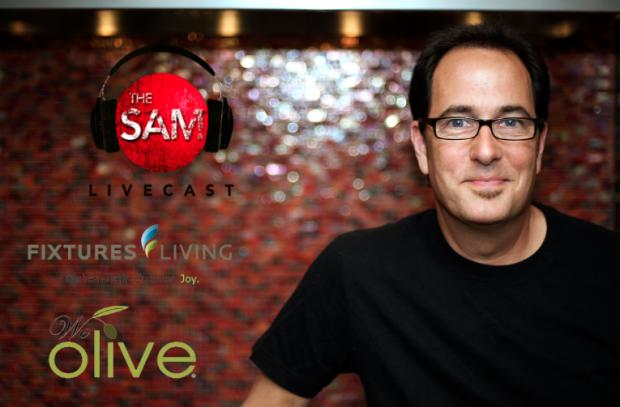 highlight show banner - the sam livecast