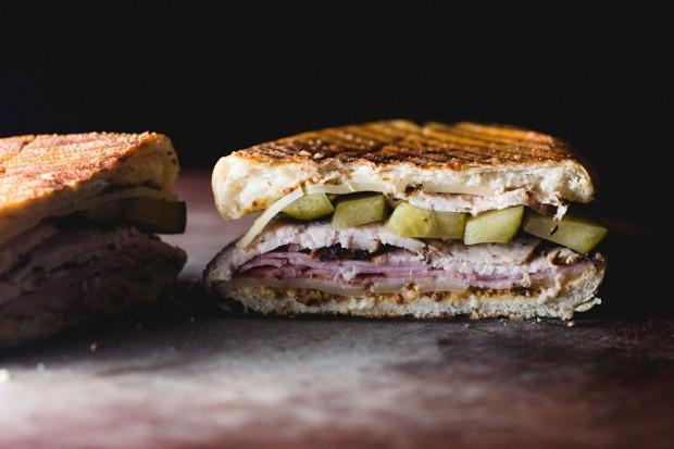 grilled cuban sandwich - the sam livecast