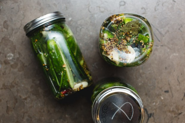 dill pickling 101 - the sam livecast