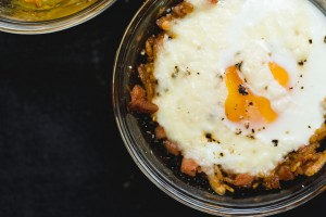 spam and rice baked egg - the sam livecast