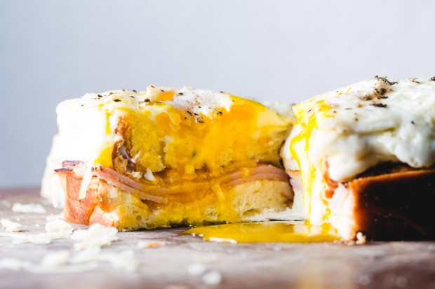 croque madame - the sam livecast