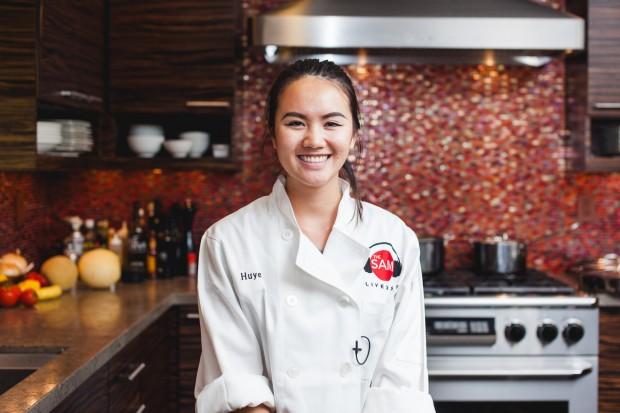 huyen cook your way to kauai - the sam livecast