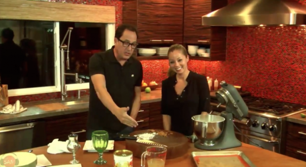 chef marcella and sam - the sam livecast