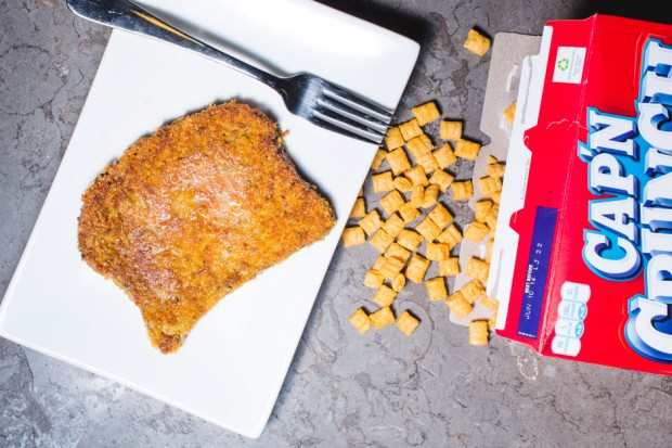 cap/n crunch french toast - the sam livecast