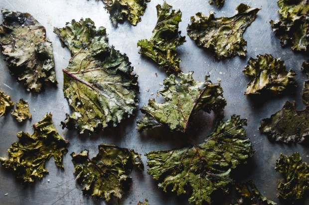 kale chips - the sam livecast