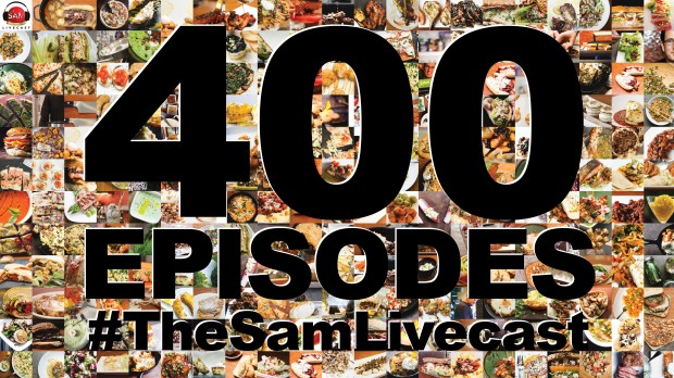 400th episode - the sam livecast