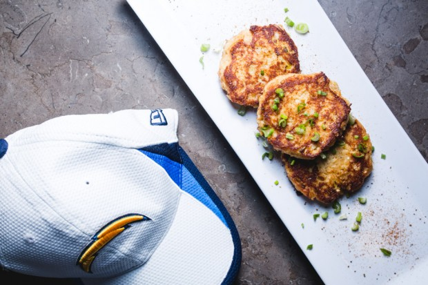nick novak crab cakes - the sam livecast