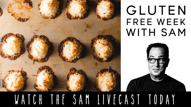 gluten free friday - the sam livecast