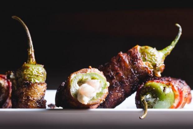 sam's bacon wrapped shrimp jalapeño poppers - the sam livecast