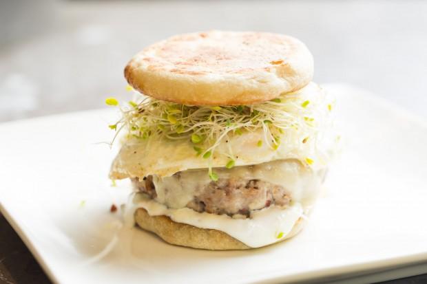 Pork² Burger - the sam livecast