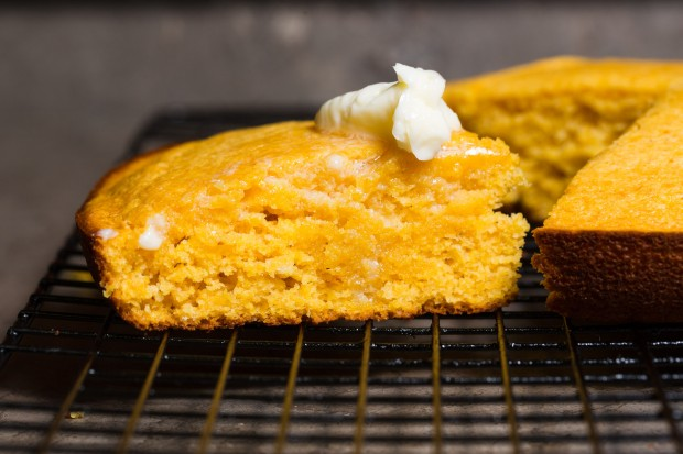 pumpkin cornbread - the sam livecast