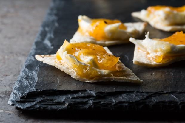 Cream Cheese with Jezebel Sauce - the sam livecast