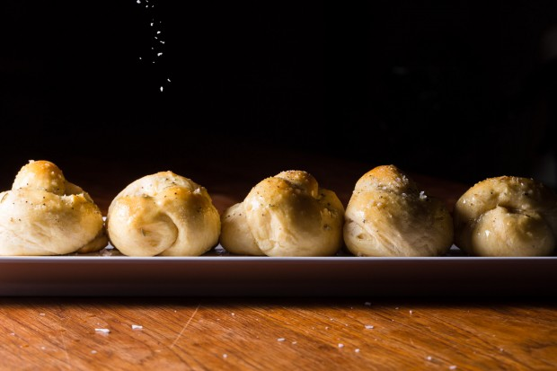 rosemary butter knots - the sam livecast