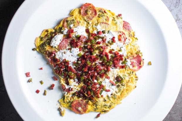 salami omelette madness - the sam livecast