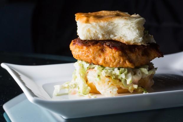 shrimp burger 3 - the sam livecast