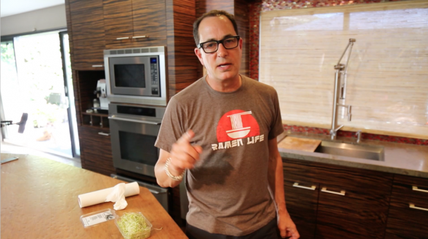 salmon burger 2 - the sam livecast