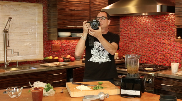 most excellent tomatillo salsa - the sam livecast