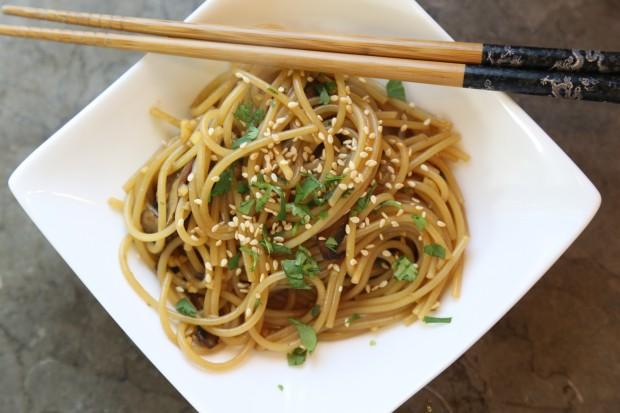 ginger noodles - the sam livecast