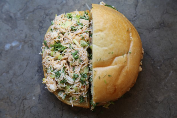 crab roll - the sam livecast