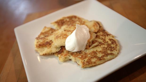 no carb pancakes - the sam livecast